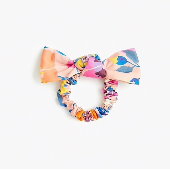 J. Crew Accessories - J.crew knotted hair tie in liberty